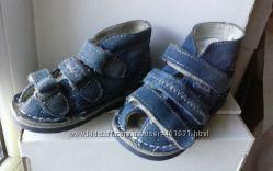 ортопедически профилактические сандали тапочки