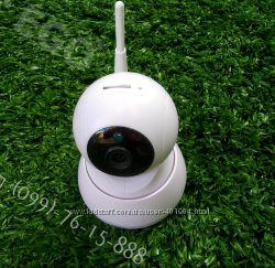 Видеоняня  Wi-Fi IP camera HD 720p камера видеонаблюдения icsee