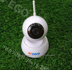 Видеоняня Wi-Fi IP camera  2mp FULL HD 1080p камера видеонаблюдения icsee