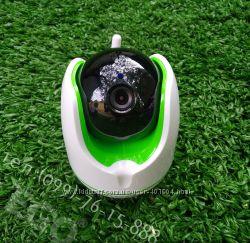 Поворотная Wifi ip камера вайфай айпи видеоняня Yoosee