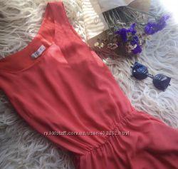 Платье коралловое MARA