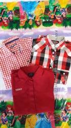 Фирменные рубашки для подростка