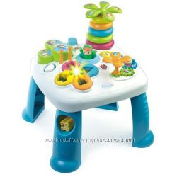 Развивающий игровой столик Цветочек Cotoons Smoby Франция 211170  211169