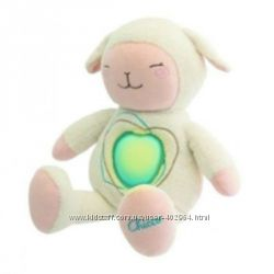 Ночник игрушка овечка мягкая Chicco 60048