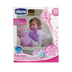 Мягкий мишка ночник CHICCO 80151