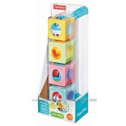 Чудо-кубики Fisher-Price CBL33