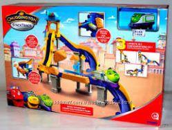 Chuggington. Игровой набор Тормозной путь с Коко Чаггингтон TOMY LC54230