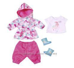Беби Борн Baby Born комплект для дождя Zapf Creation 823781