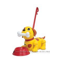 Игрушка-каталка Tomy Веселый щенок T72376