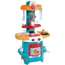 Детская игровая кухня Моя первая кухня Cooky Smoby 310705