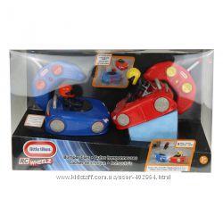 Игровой набор машинки бампер с пультами Little Tikes 643330
