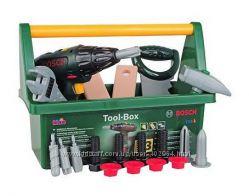 KLEIN Набор инструментов Bosch с дрелью, в ящике 8429