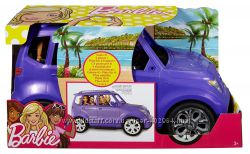 Автомобиль внедорожник Барби для 4-х кукол Barbie Glam Suv Vehicle DVX58
