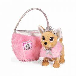5893126 Simba Плюшевая собачка чи чи лав Chi-Chi love Принцесса 5893126