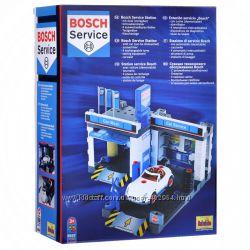 Автосервис Bosch с автомойкой и машиной для сборки - Klein 8647