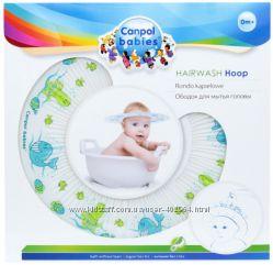 Защитный ободок Canpol babies для мытья волос 2540