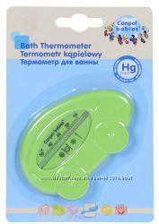 Термометр для воды Canpol babies Авто 2784 Зеленый
