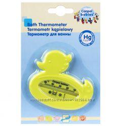 Термометр для воды Уточки 2781 Canpol Babies