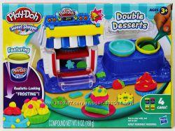 Набор пластилина Двойные десерты Play-Doh a5013