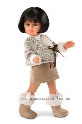 Испанская Кукла Оливия брюнетка, 37 см, Llorens Juan