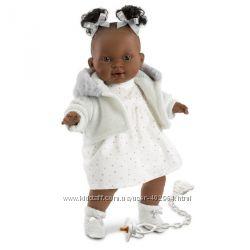 Испанская Кукла Llorens 38616 Ллоренс Диана плачущая 38 см