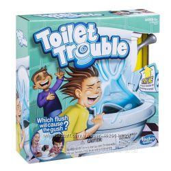 Настольная игра Туалетное приключение c0447