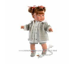Интерактивная кукла амелия 42 см Llorens Juan L 42334