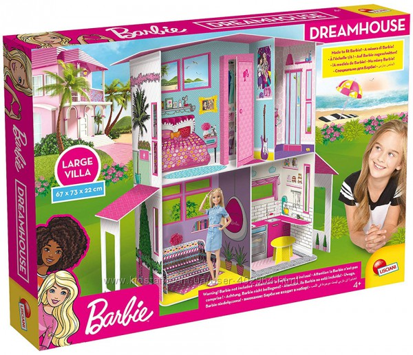 Дом барби Barbie Dreamhouse 68265