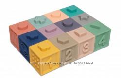 Canpol babies кубики игрушка-конструктор мягкая 79102
