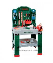Детский игровой набор инструментов мастерская Bosch Klein 8580