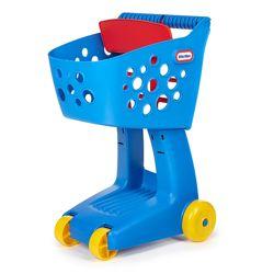 Тележка little tikes 635533m корзина для игрушек