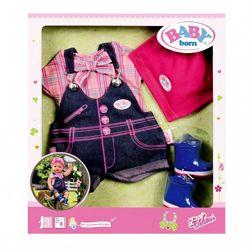Комплект одежды Делюкс для Baby Born Zapf Creation Беби Бон 823682