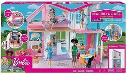 Набор Barbie Домик в Малибу mattel FXG57