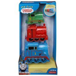 Набор паровозиков Thomas & Friends Cкладывай и соединяй CDN14