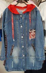 Джинсовая куртка Sercino Турция