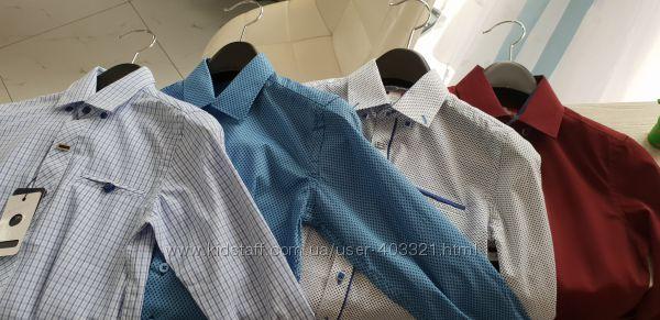 Большой выбор рубашек, 8 моделей