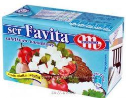 Сыр мягкий Favita, Польша