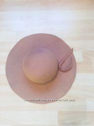 Новая шляпа бежевая