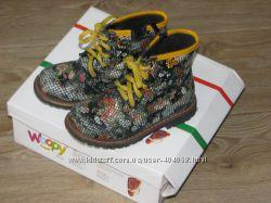 Деми ботинки  размер 28 для девочки