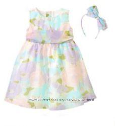 платье и ободок Gymboree 2Т
