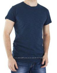 Мужская футболка с принтом, EGO, хлопковая