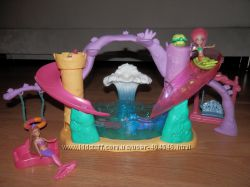 Набор Полли Поккет Аквапарк Polly Pocket бу, оригинал от Mattel