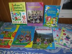 Школьные учебники розпродаю