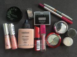 Распродажа косметики, разные бренды