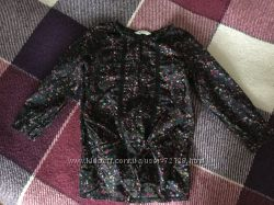 Блузка  хлопок H&M р. 140