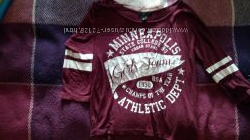 Atmosphere футболка с рукавом р. S-M