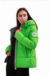 Новинка Зимняя куртка женская   от Freever  3 цвета в наличии