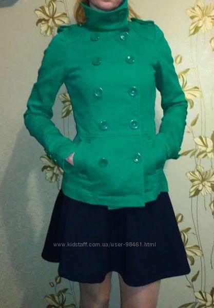 Куртка- пиджак H&M, S