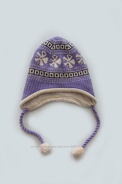 Зимняя теплая шапка Lenne, 3-5 лет