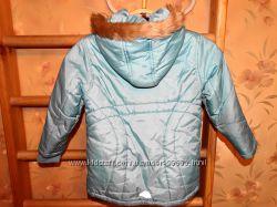Яркая куртка BLUE SEVEN 5-7 лет